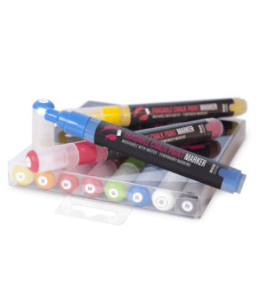 MTN Erasable Pro Chalk Paint Markers