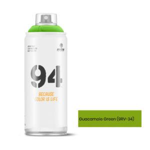 Guacamole Green 9RV-34