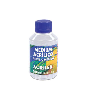 Acrilex Acrylic Medium 100ml