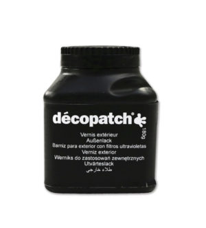 Décopatch Exterior Varnish