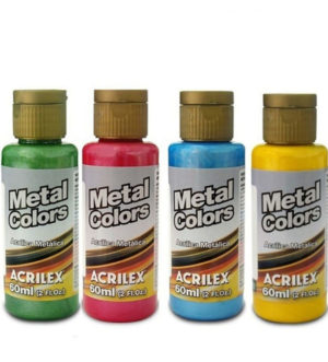 Acrilex Metal Colors