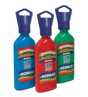 Acrilex 3Dimensional Color 35ml