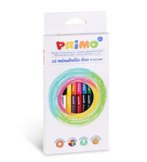 Primo Minabella Duo coloured pencils