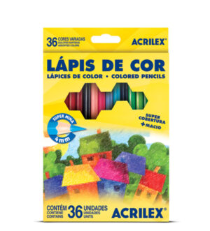 Acrilex Coloured Pencils