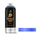 Metallic Dark Blue