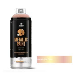 Metallic Pink Gold
