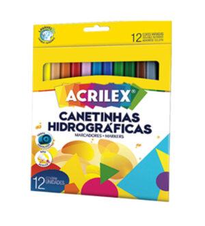 Acrilex Markers