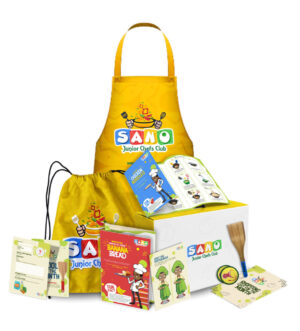 SANO Junior Chefs Kit