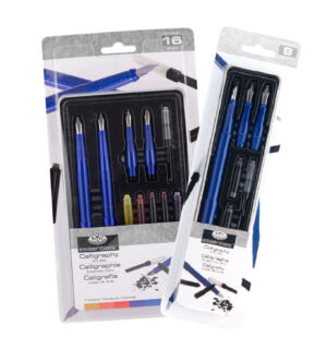Royal & Langnickel Essentials Calligraphy Art Set