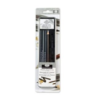 Royal & Langnickel Essential Pastel Sketching 8pc Set