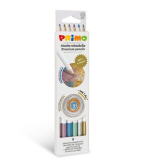Primo Metal Colour Pencils