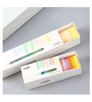 12pcs Assorted Colors Washi Tapes