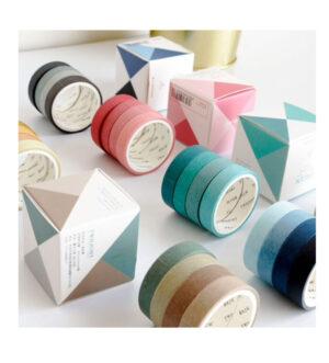 4 Set Decorative Washi Tape