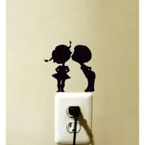 Boy Kissing Girl