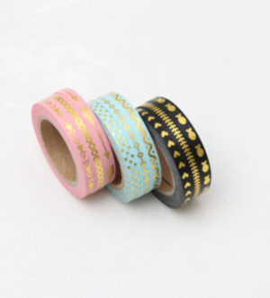 Touch of Gold Foil Washi Tape
