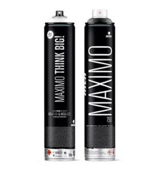 MTN XXXL Maximo Spray Can - 750ml