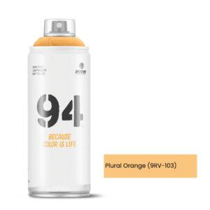 Plural Orange 9RV-103